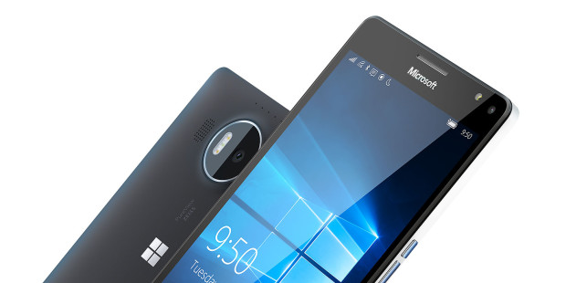 Microsoft's new Lumia 950 XL