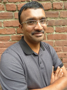Moonraft co-founder and head of its new Seattle offices Sree Paramu