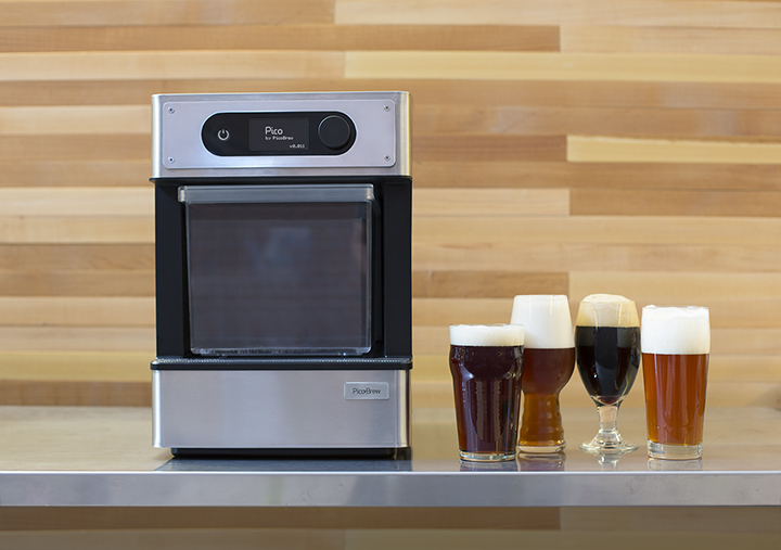 3d printer for beer picobrew unveils new 499 at home brewing