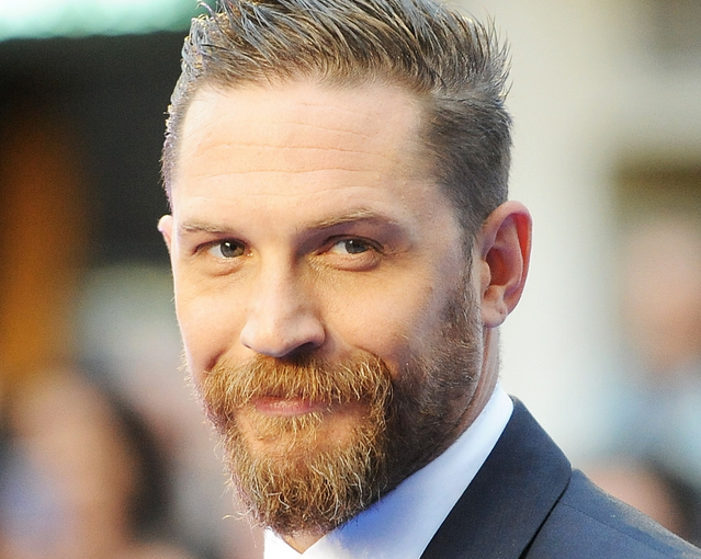 Photo via imdb.com/Tom Hardy: 'Mad Max,' and reportedly in the running to be the next James Bond.