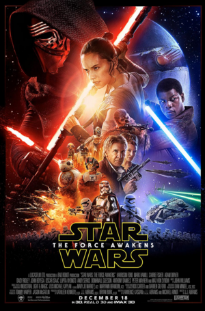The new poster