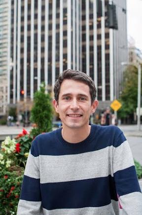 Convoy CEO and co-founder Dan Lewis. Photo via Convoy.
