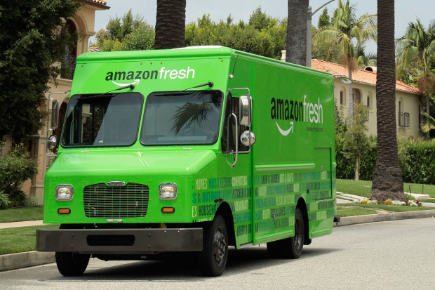 Amazon to accept food stamps for online grocery orders in