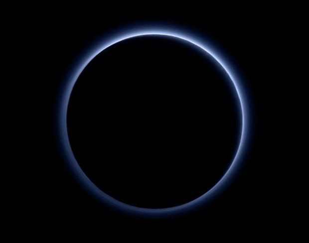 Blue Pluto