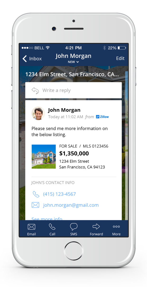 Zillow unveils new app, virtual istants to helps real ... on zillow homes fort myers, zillow homes in florida, zillow homes texas,
