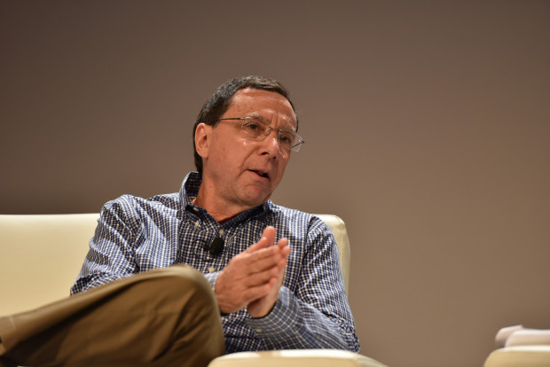 New York Times science reporter John Markoff