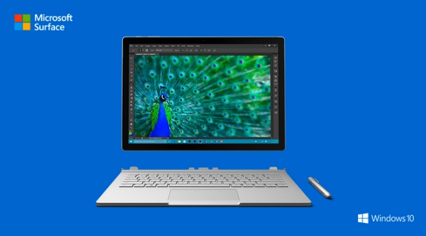 laptop surface book