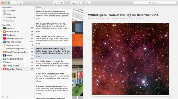 App of the Week: NetNewsWire gets a makeover for the latest Apple ...