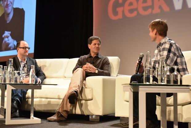 Nick Hanauer at GeekWire Summit