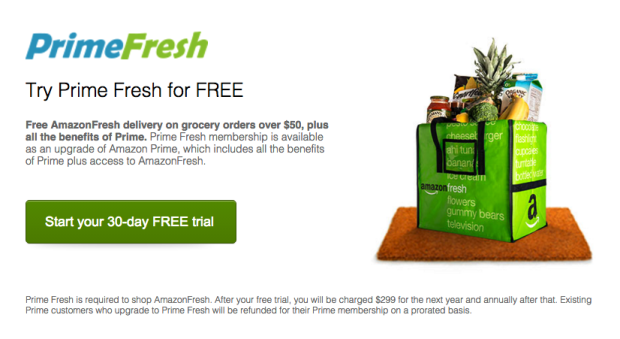 After delay, AmazonFresh rolls out mandatory $299/year 'Prime Fresh