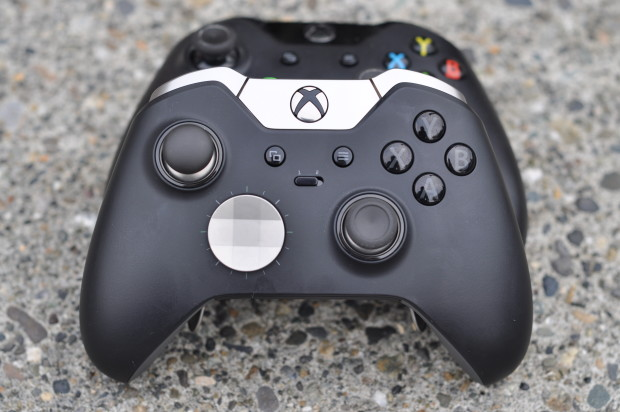 xbox one controllers elite and original