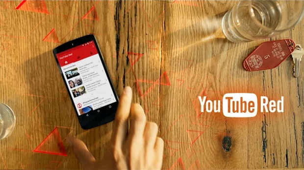 Google debuts ad-free YouTube Red subscription service, challenging