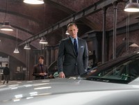 James Bond and his car