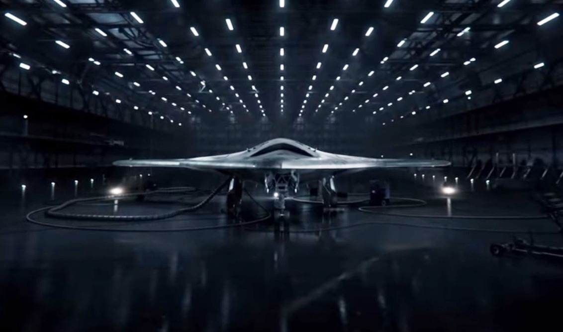 Long Range Strike Bomber