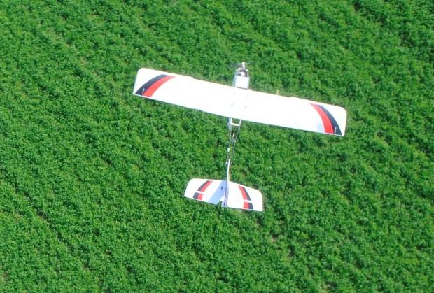 PrecisionHawk Lancaster drone