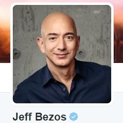 Jeff Bezos on Twitter