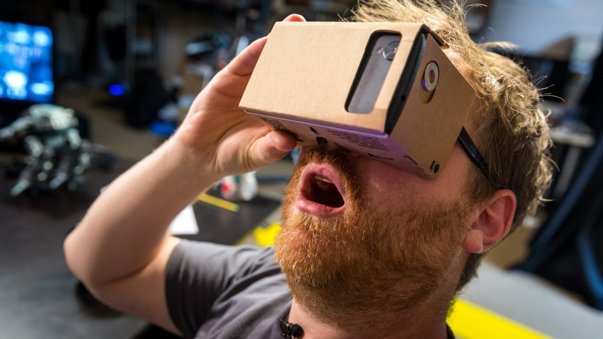 Google Cardboard on Tested