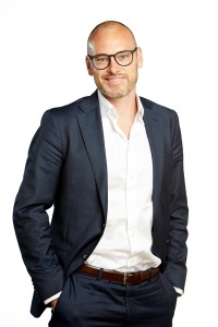 Björn Annwall, Senior Vice President Marketing, Sales and Service