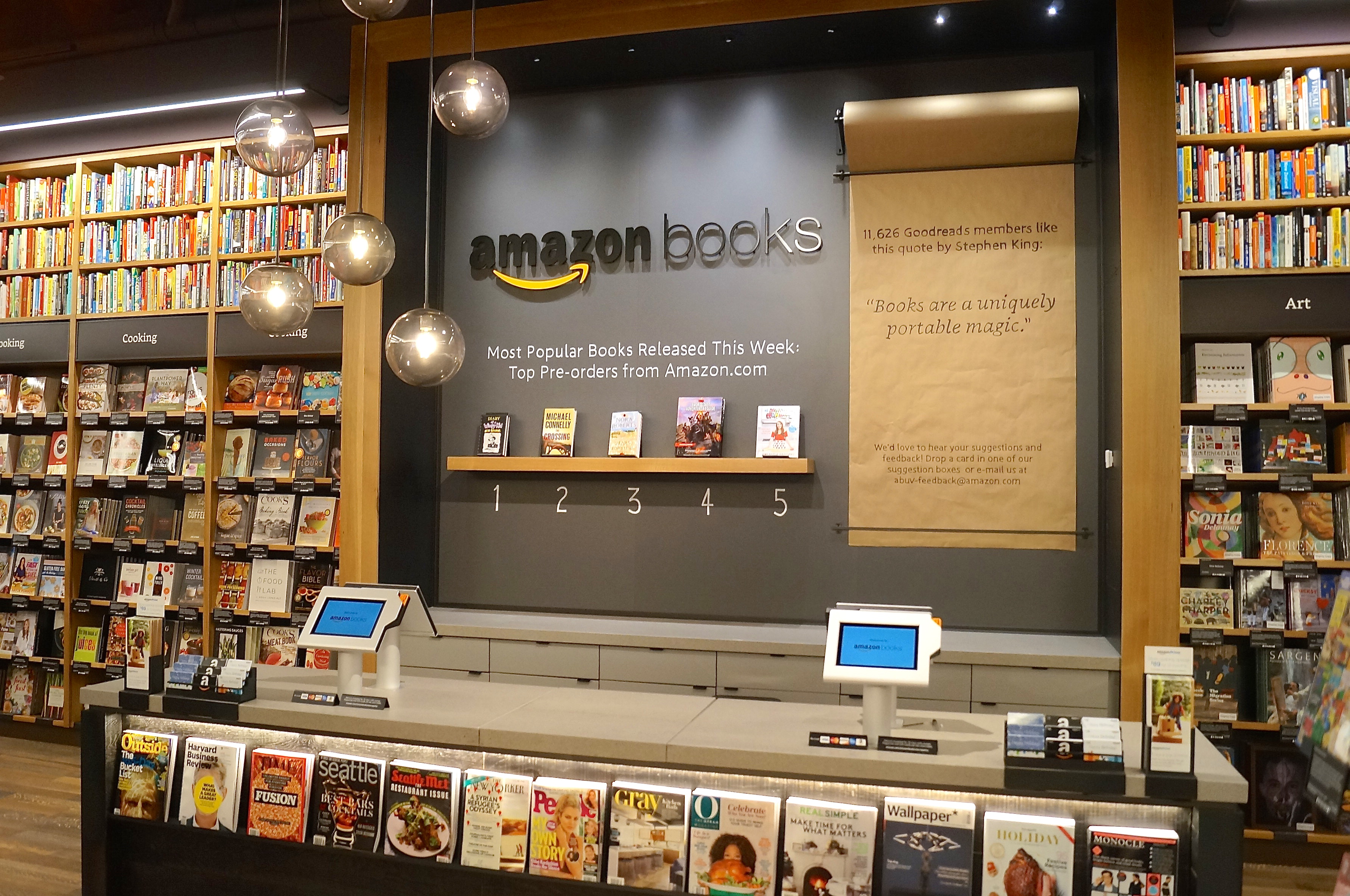 20660e8f3c74b Amazon expands to 10 bookstores with openings in Seattle area and ...