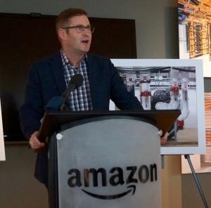 Amazon director of global real estate John Schoettler