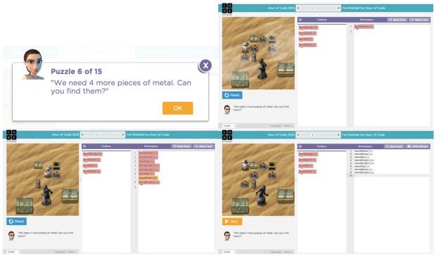 HOC_Student_Progress_Screen_Shot_coding_level_Solution_11-09-15