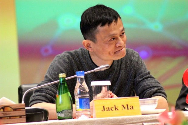 Alibaba founder Jack Ma: Being an entrepreneur isn't about making money – GeekWire