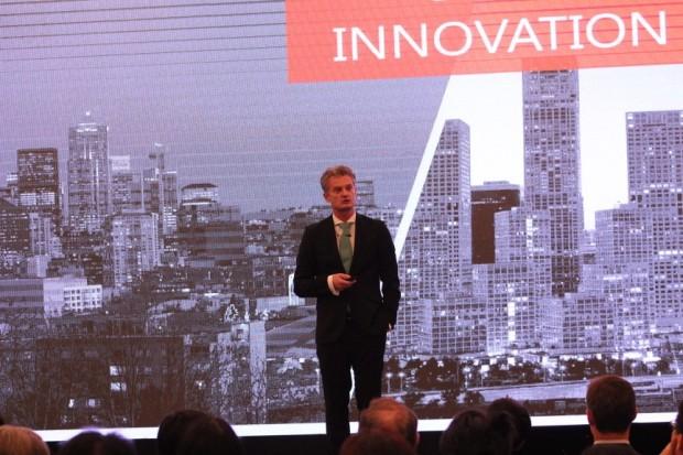 Microsoft China President Ralph Haupter.