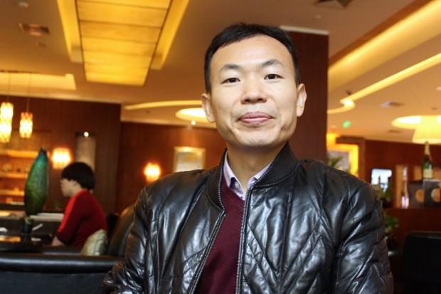 Hunter Lin.