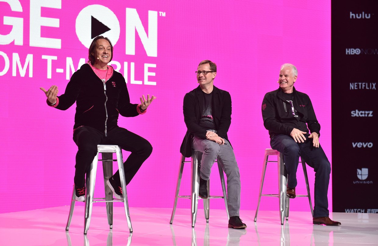 T-Mobile signs $3.5B deal with Ericsson for 5G network hardware and software