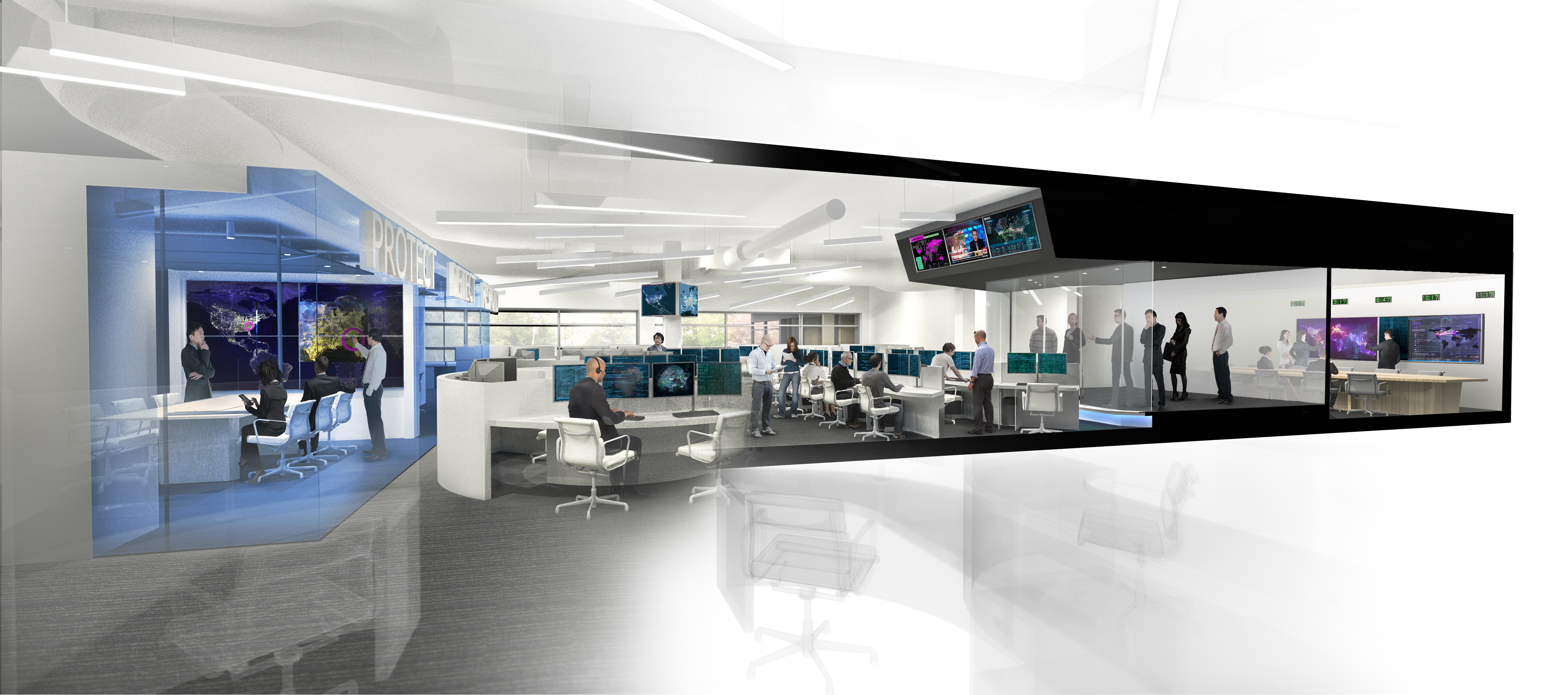 This new Redmond center will be Microsoft's war room for cyber ...