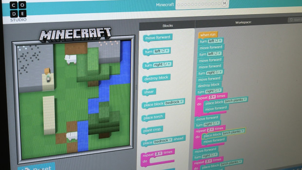Minecraft Tutorial_screenshot