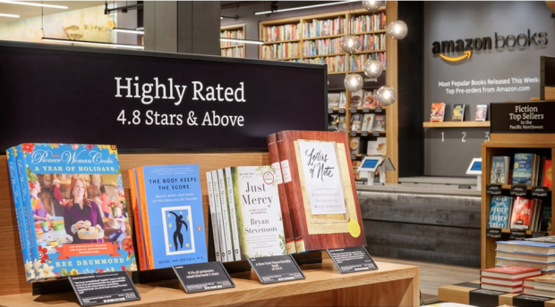 It S Official Amazon Is Opening Its First Ever Bookstore In Seattle