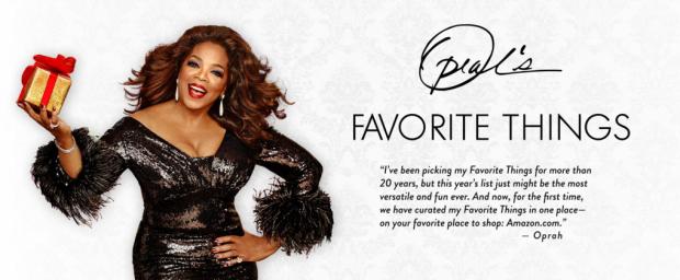 Photo via Amazon/Oprah's Favorite Things