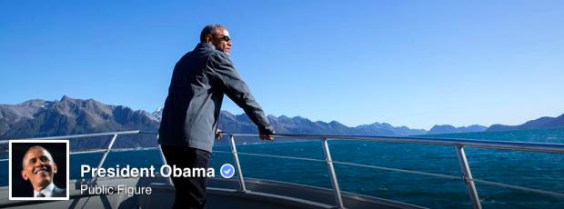 Photo via Facebook/President Obama