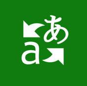 Microsoft Translator app.