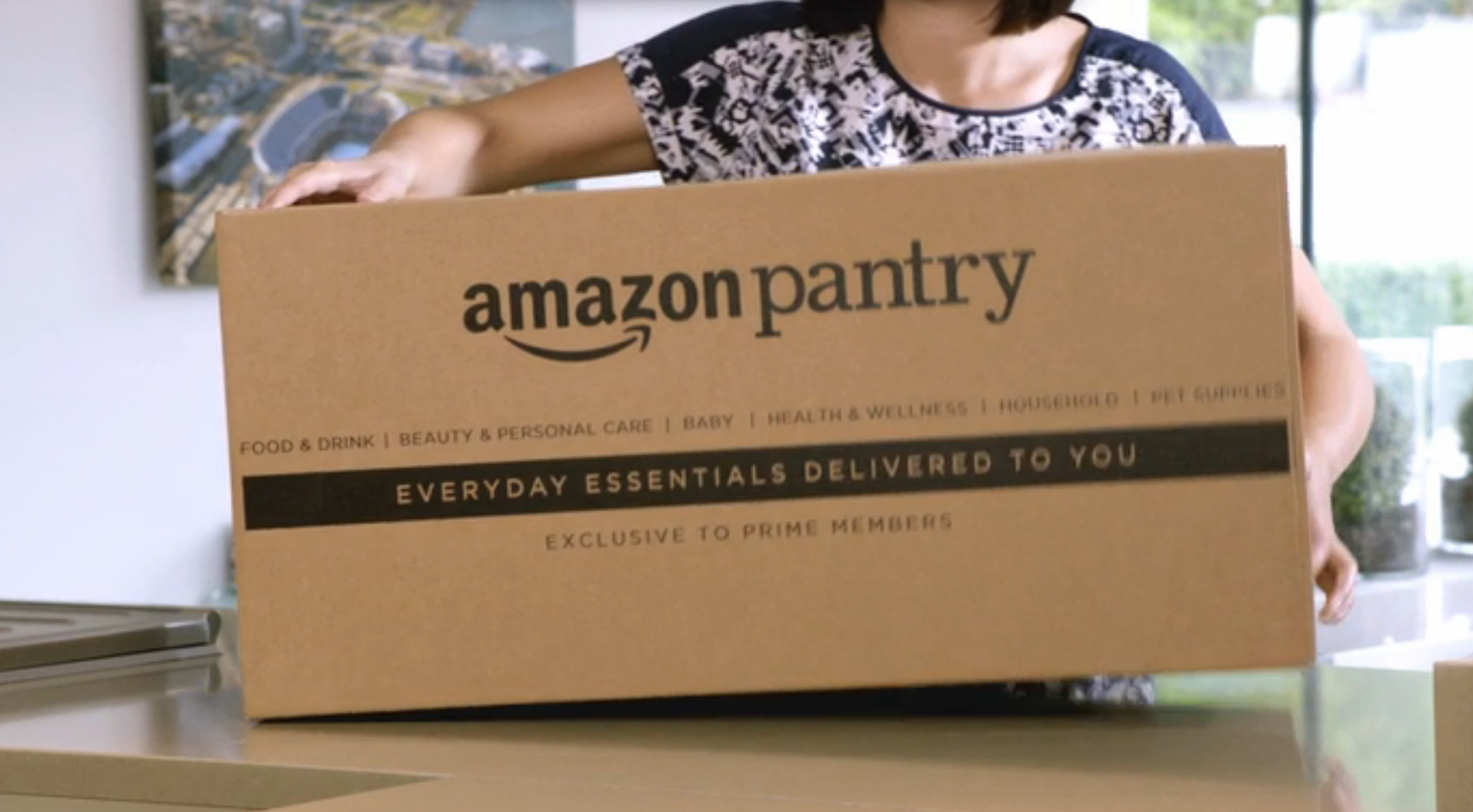 Pantry Launches In Uk With Flat