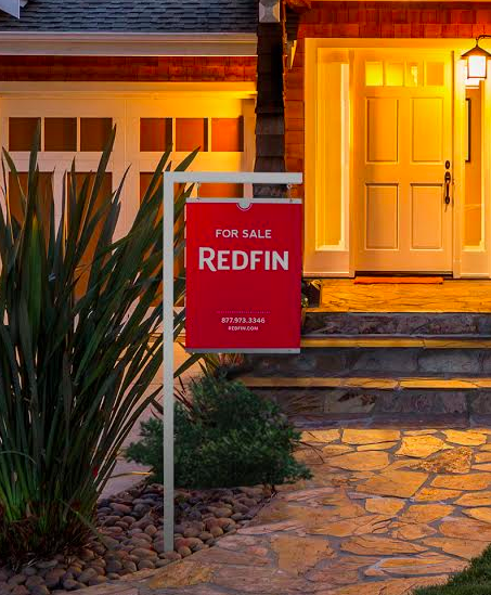 New Redfin sign
