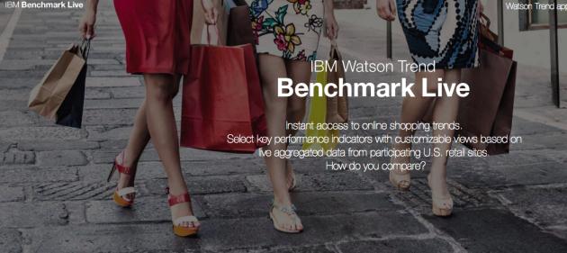 Photo via IBM Benchmark