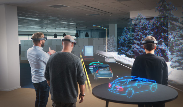 Volvo Cars Microsoft HoloLens experience_02