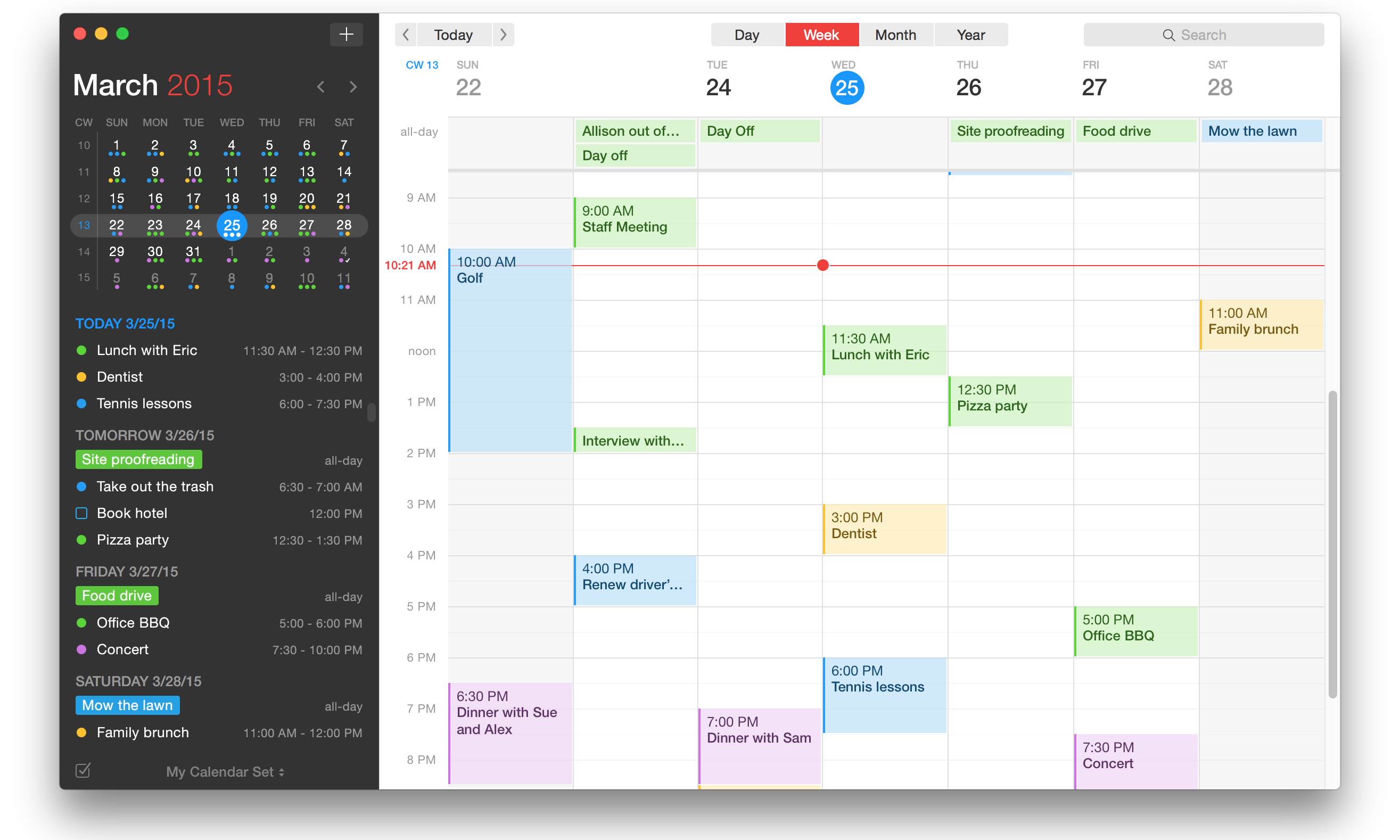 Calendar App : App of the week as microsoft sunsets sunrise this pricey