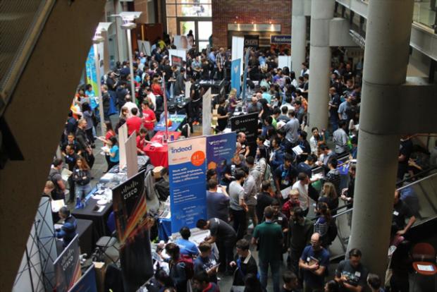October 2015 UW Computer Science & Engineering recruiting fair