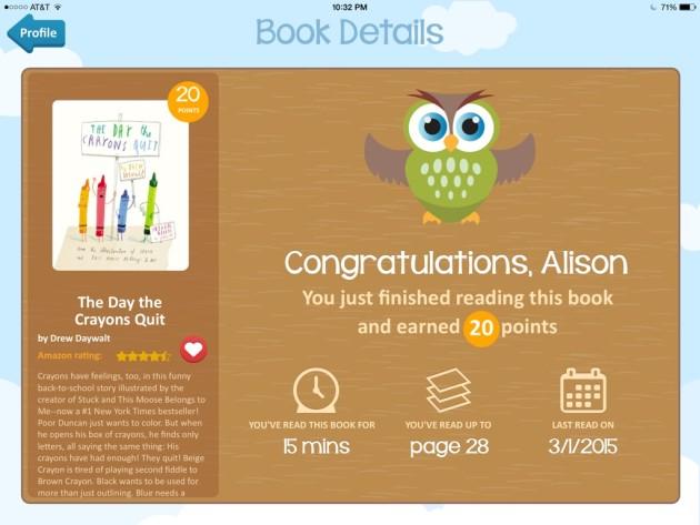 BookWhiz Congrats
