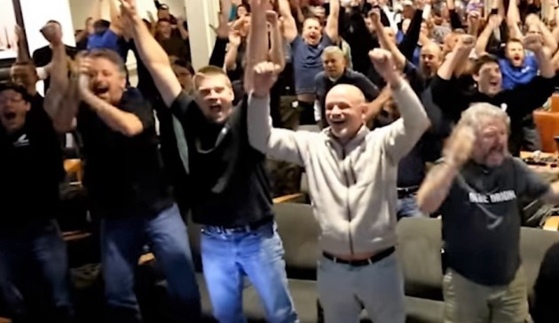 Image: Blue Origin celebration