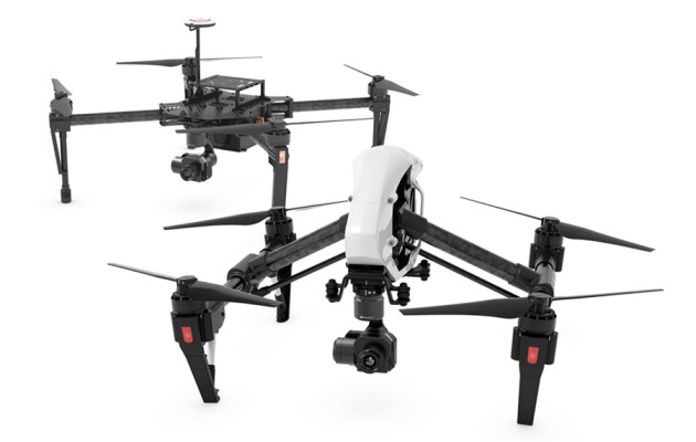 Night Vision Drones Are Coming From DJI And FLIR GeekWire