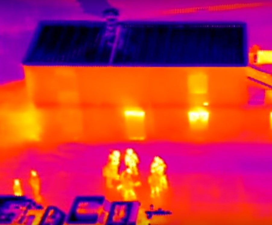 how to get thermal vision