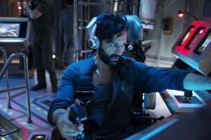 Cas Anvar as Alex Kamal