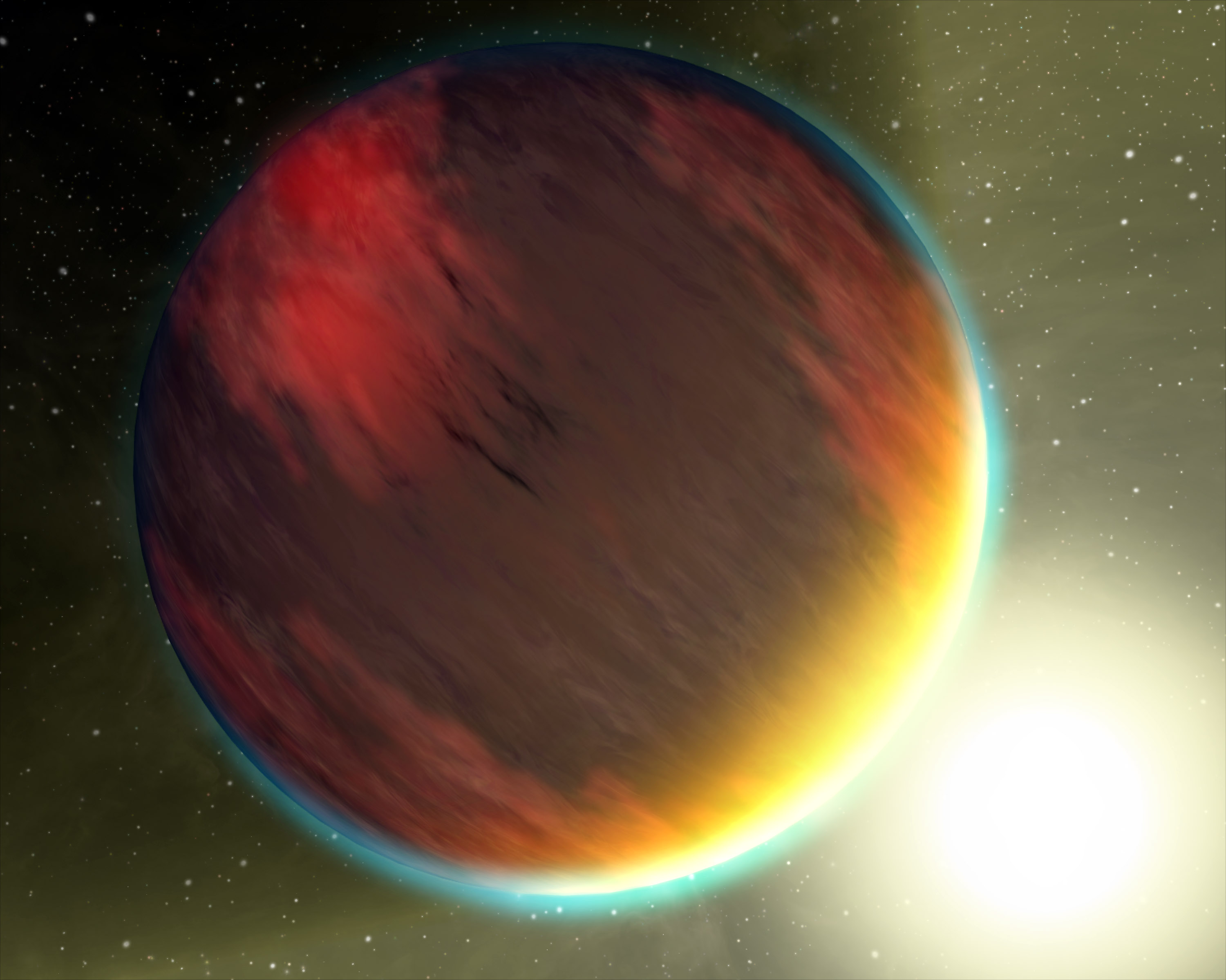 IAU astronomers reveal first batch of names for alien planets