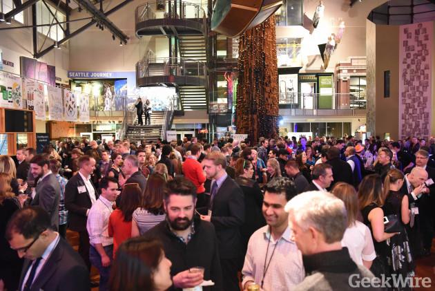 GeekWire Gala 2015