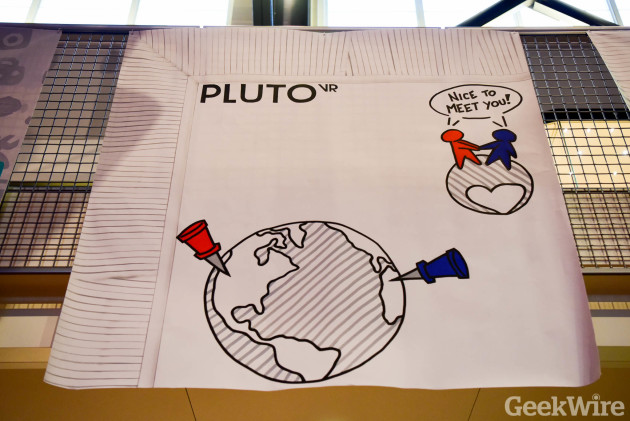 The Seattle 10 - Pluto VR