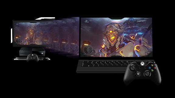 Xbox One Windows 10 streaming